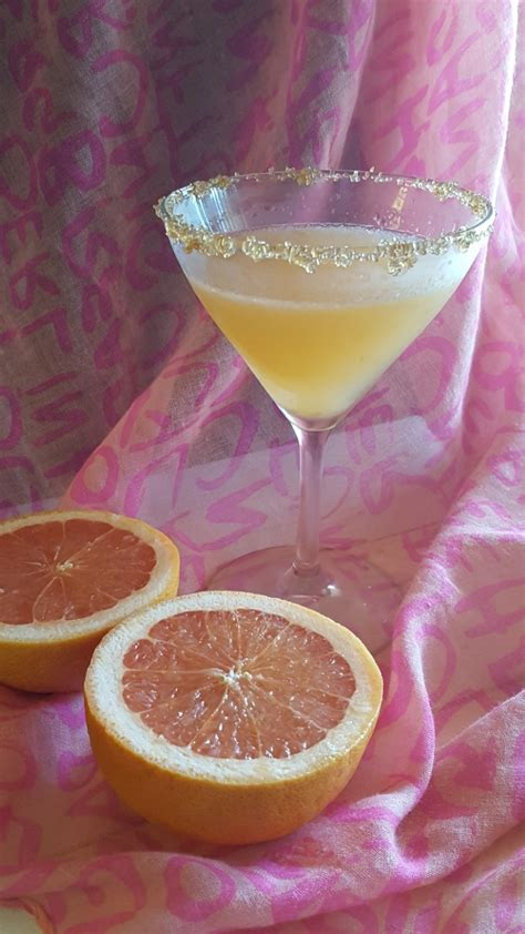 martini grapefruit pink grapefruit martini fix me a lunch