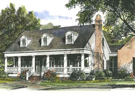 louisiana raised cottage house plans 171 floor plans