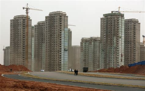 abandoned cities in china china s ghost towns deserted cities raise fears of debt