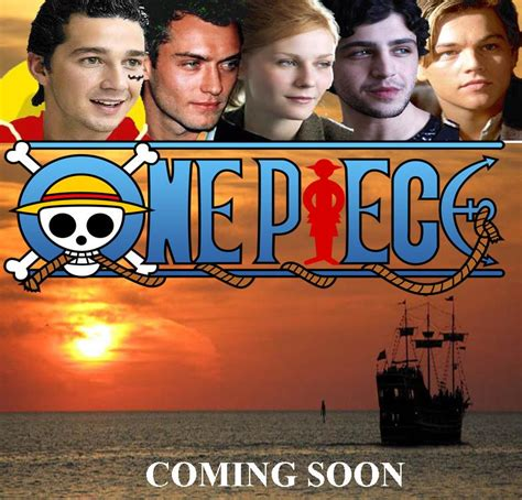 film one piece live action one piece live