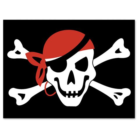 jolly roger boat decal jolly roger pirate flag car bumper sticker decal 5 quot x 4