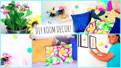 Diy Bedroom Decorating Ideas For Teens by Diy Room Decorations For Teens Cute Affordable