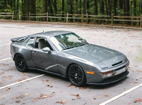 porsche modified modified 1987 porsche 944 turbo for sale on bat auctions