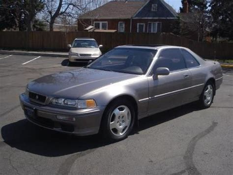 manual cars for sale 1995 acura tl security system sell used 1995 acura legend coupe 6 speed in denver colorado united states for us 5 500 00