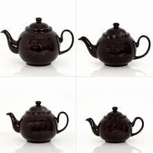 Brown Betty Embossed   2 Cup Teapot
