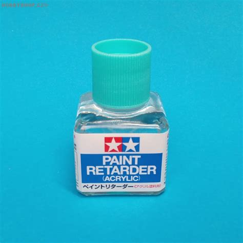 acrylic painting retarder tamiya retarder for acrylics paints hobbyshop cz