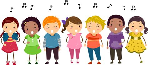 Home Design For Middle Class Family by Children Singing Clipart Clipartion Com