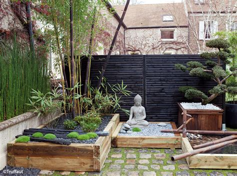 jardin zen visez la pl 233 nitude d 233 coration
