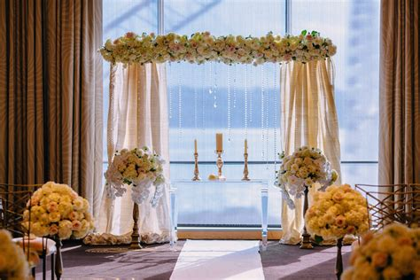 Wedding Arch Rental Seattle by Gold Flora