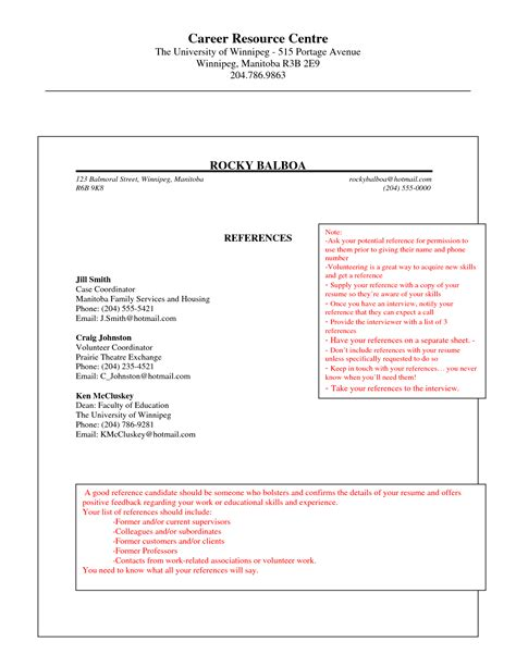 format for list of references reference list template 10 free