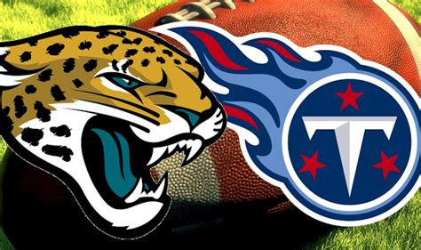 tennessee vs jacksonville jaguars live how