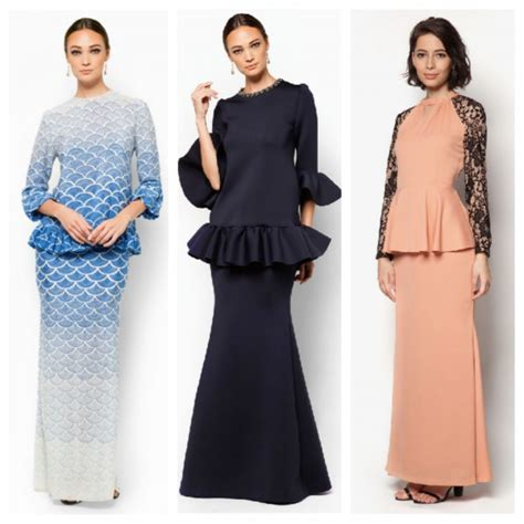 bsju raya terkini 2015 inspirasi fesyen baju raya terkini aidilfitri 2015