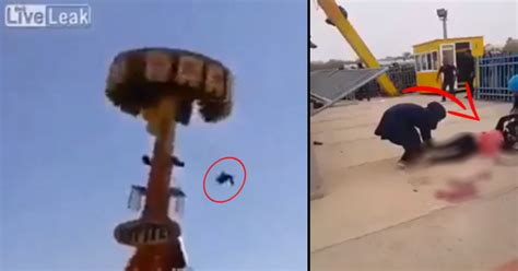 theme parks in california leaked footage of the amusement park accident that killed