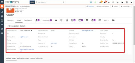 layout editor vtiger vtiger experts customize block into 4 column layout in