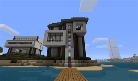 House Designs Minecraft by Modern House Designs Minecraft Project