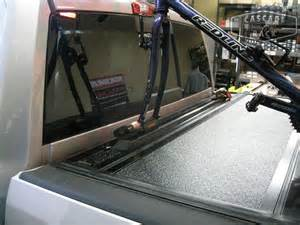 Tonneau Cover Bike Rack F150 Cascade Rack Bakrack Bike Rack Modification Dodge Ram