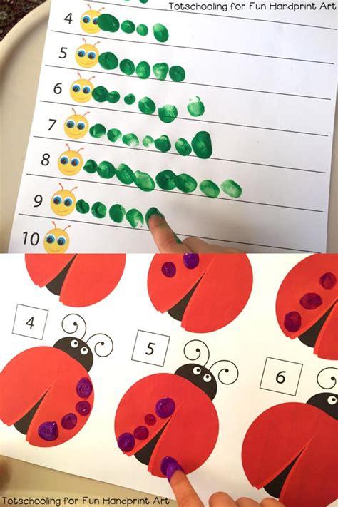 imagenes sensoriales concretas 5 manualidades para aprender a contar pequeocio