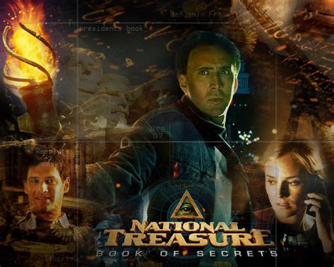 the survivalist national treasure books national treasure 2 wallpaper by marty mclfy on deviantart