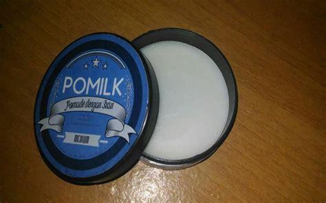 Pomade Nusantara mahasiswa ipb ciptakan minyak rambut dari bahan
