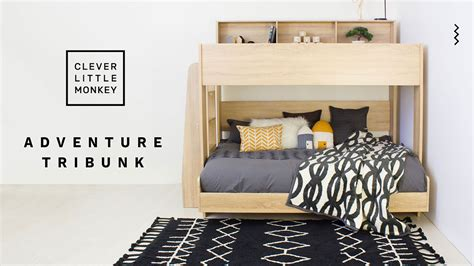 space saving bunk beds space saving bunk beds clever monkey free delivery