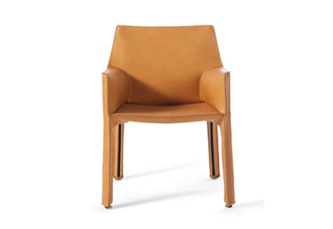 cassina armchair cab 413 armchair by cassina stylepark