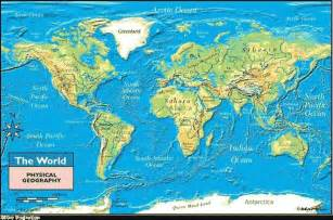 geography map map of physical geography 0 jpg