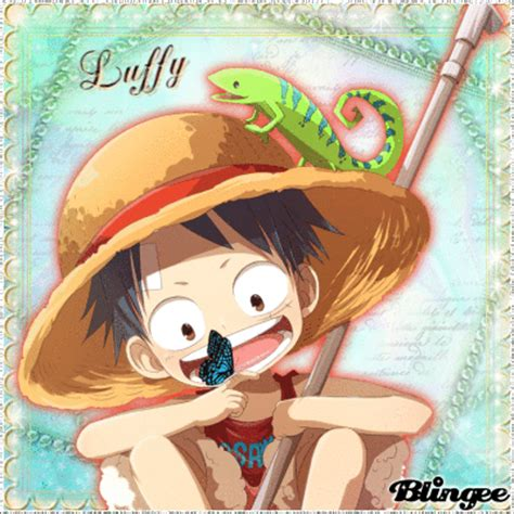 Imagenes De One Piece Kawaii | luffy kawaii animated pictures for sharing 128944132