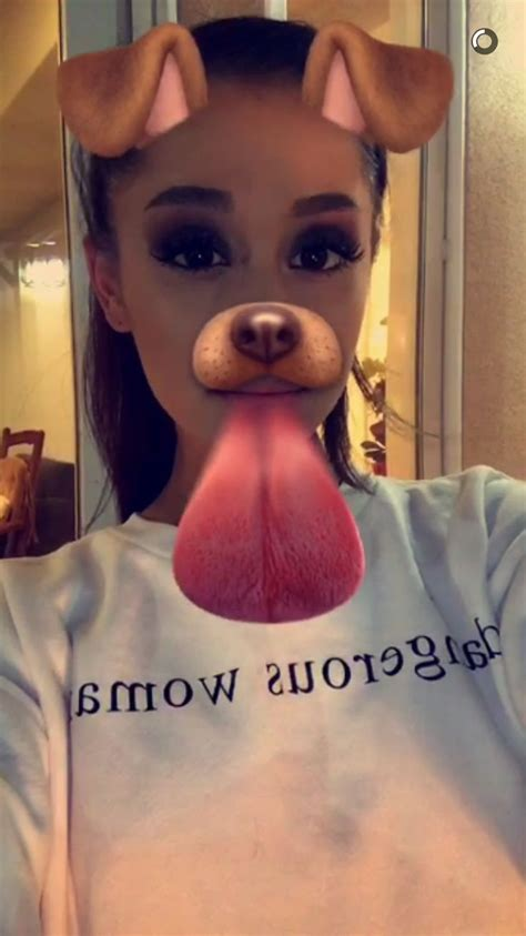 ariana pms 46 best ariana grande snapchat images on pinterest