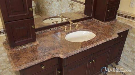 Granite Countertops For Bathroom Vanities by Pink Bordeaux Granite Kitchen Counters And Bathroom Vanities