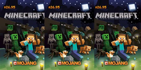 Minecraft Realms Gift Card - minecraft gift cards now for sale in the united states minecraftdls