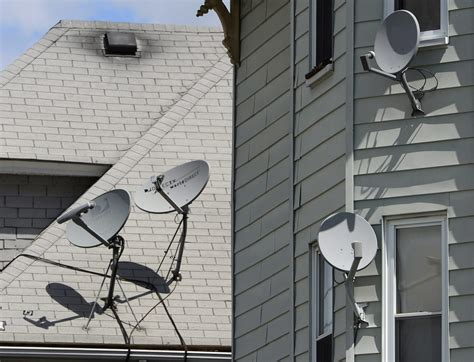 satellite dish removal who is responsible