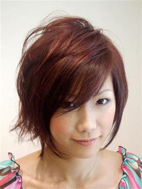 rounded hairstyles short hairstyles for round faces women s fave hairstyles