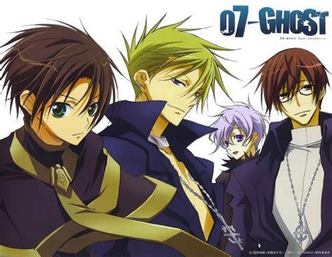 Anime 7 Ghost by De La Semana 07 Ghost Play Reactor