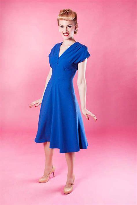 40s swing 20th century foxy vintage style chic glamourdaze