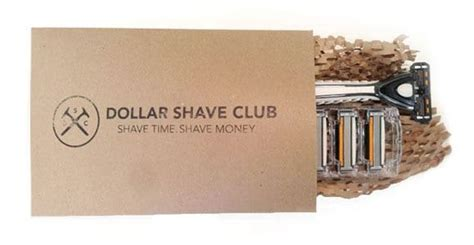 Dollar Shave Club Gift Card - subscription box gift ideas for your boyfriend or husband find subscription boxes