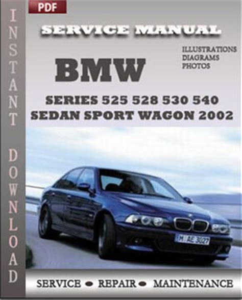 car repair manuals online free 2002 bmw 530 parental controls bmw 5 series 525 528 530 540 sedan sport wagon 2002 service manual pdf download