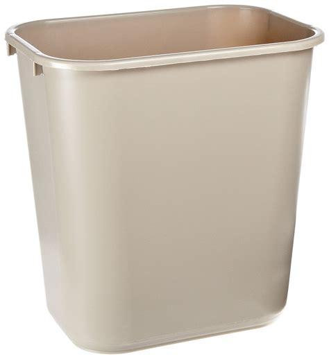 Office Garbage Cans Trash Cans Plastic Deskside Container Garbage Bin Shop