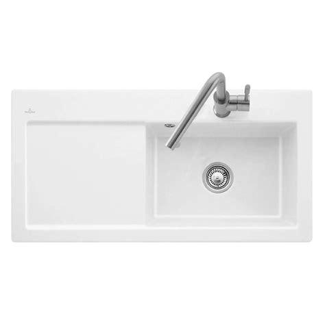 franke by villeroy boch villeroy boch subway 60xl ceramic sink kitchen sinks