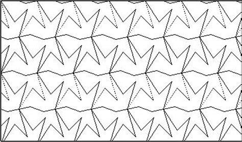 tessellating pattern activities tessellations on paper worksheet