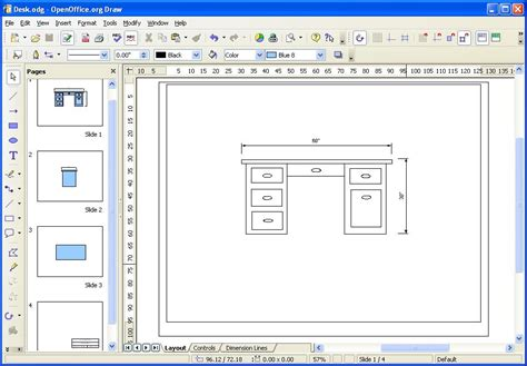 librecad floor plan tutorial