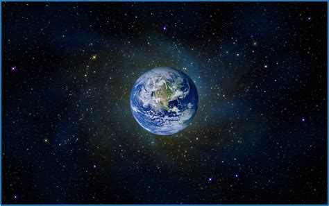 Earth screensaver hd mac   Download free