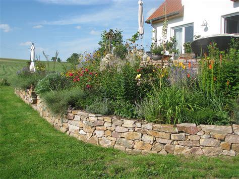 Dekorative Mauern Im Garten 5286 by Natursteinmauern