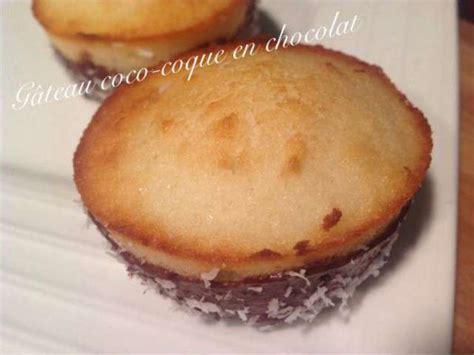 coco en cuisine recettes de coque chocolat