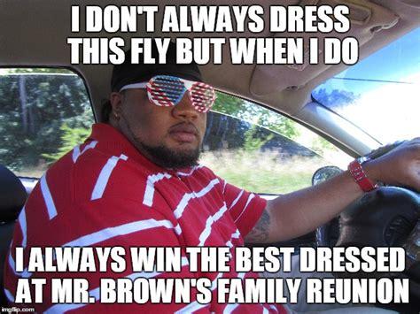 Mr Brown Meme - sunglasses imgflip