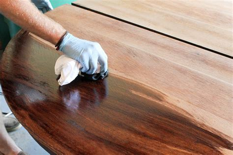 How To Repair Cherry Wood Furniture by Pre Stain Wood Conditioner Minwax