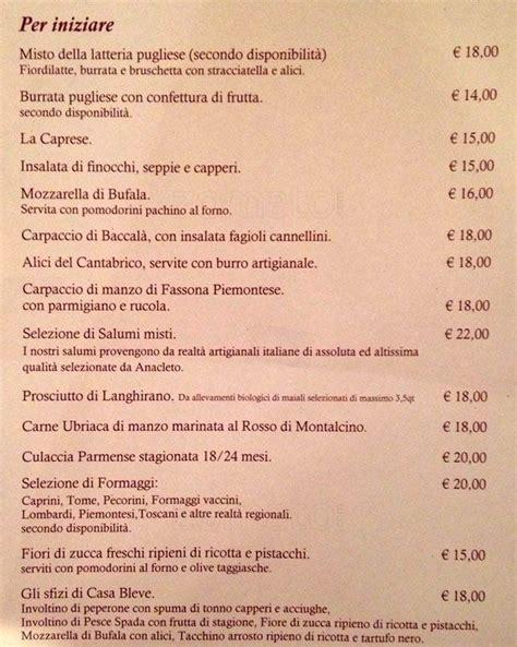 casa bleve roma casa bleve a roma foto menu con prezzi zomato italia