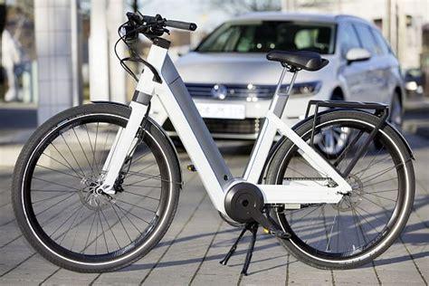 E Bike 500 Watt Test by E Bike Mit Abs Das Ist Die E Bike Studie Vw Bei