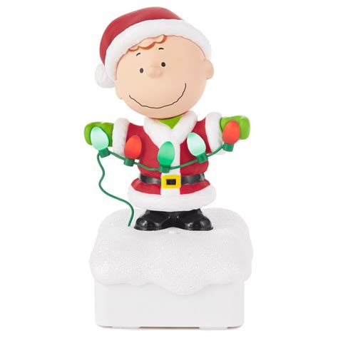 2015 peanuts gang christmas light show charlie brown