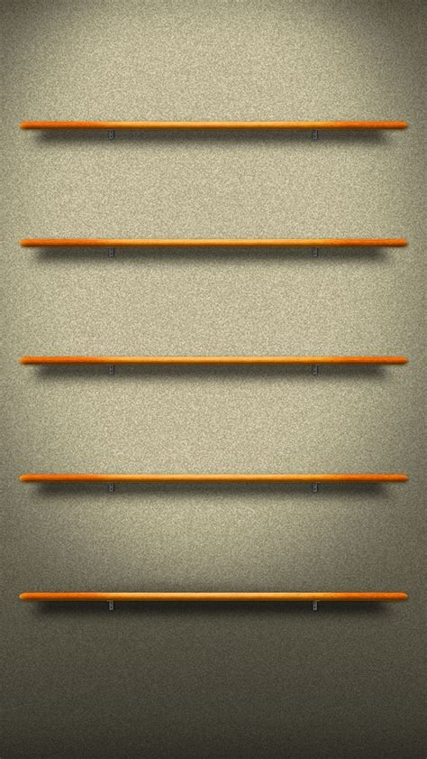 Iphone 4s Shelf Wallpaper by Wooden Shelf Iphone Wallpaper Hd