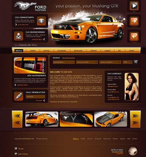 cara desain layout website inspirasi layout desain web dari deviantart idfreelance